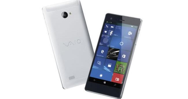 Eski Sony'den yeni Windows 10 telefon geliyor