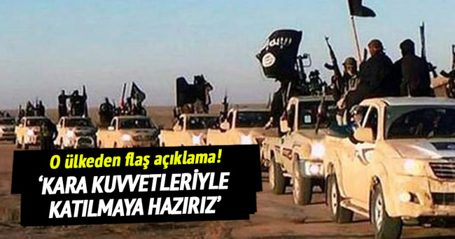 Suudi Arabistan'dan Suriye'ye kara operasyonu sinyali