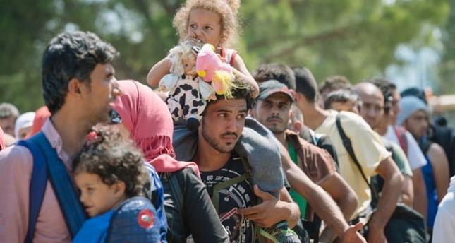 Suriye'den yeni göç dalgası