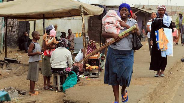 Kenya'da binlerce kişi evine geri dönüyor