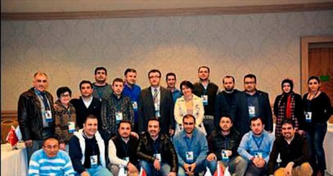 Fizik öğretmenleri Antalya'da buluştu