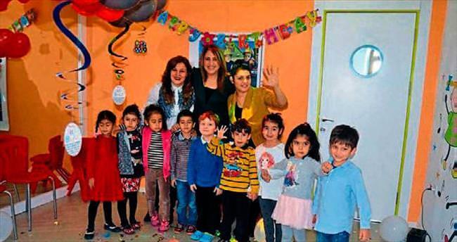 Küçük Hamdi Gökbulut 4'üncü yaşını kutladı