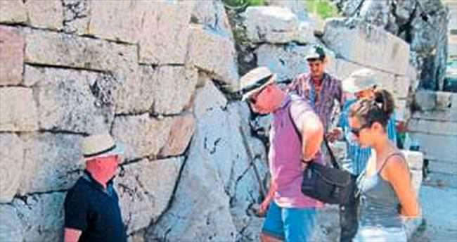 Sagalassos'a 27 bin ziyaretçi