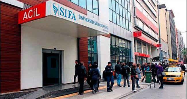Şifa Hastanesi'nin ek binaları kapatıldı FETÖ gelirden oldu