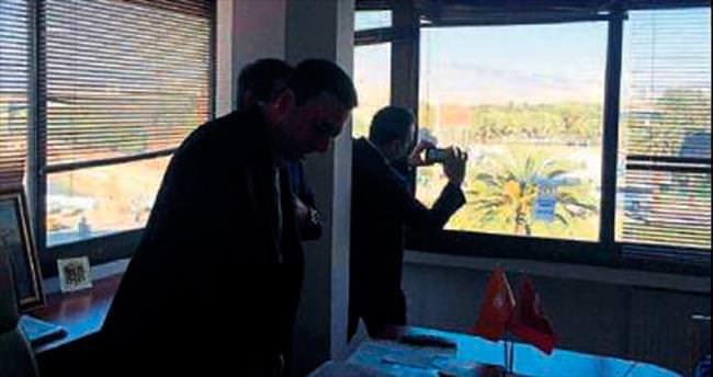 Kaya'ya Konak'ta havalı karşılama