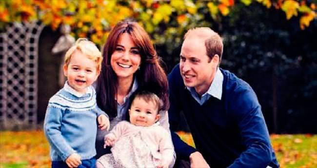 'Cambridge Düşesi Kate 3'üncü çocuğa hamile'