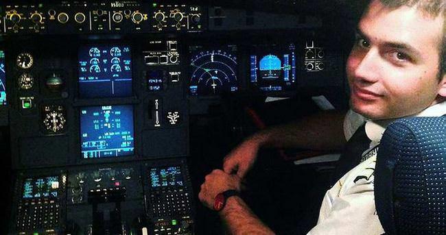 Genç pilot yaşam savaşını kaybetti