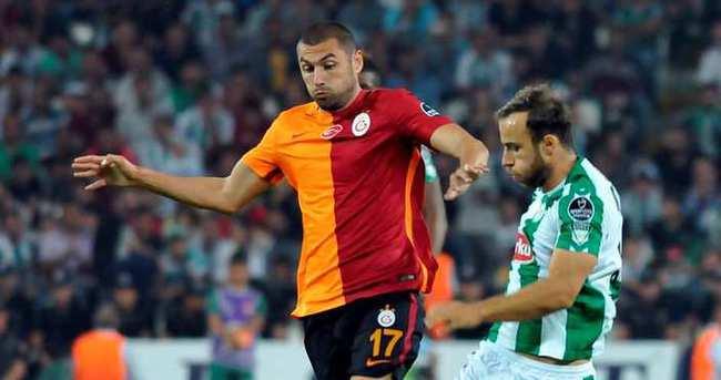 Galatasaray - Konyaspor 30. kez...