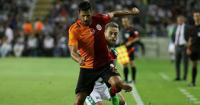 Galatasaray'da savunma krizi
