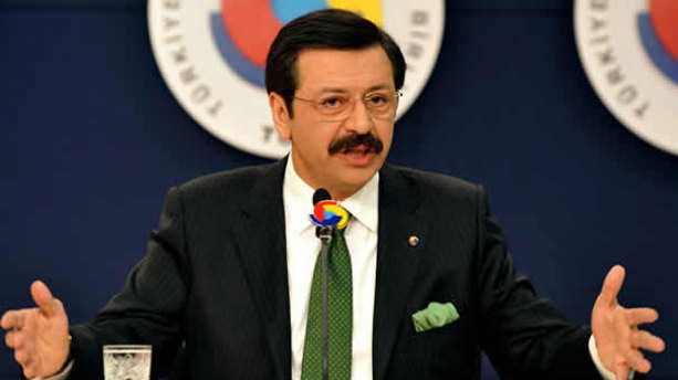 TOBB Başkanı Hisarcıklıoğlu Filistin'de