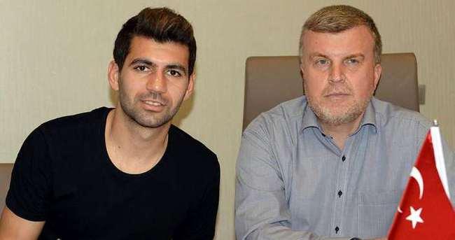 Konyaspor'da Selim Ay'ın sözleşmesi 3 yıl uzatıldı