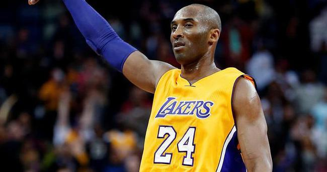 Kobe Lakers'ı sırtladı