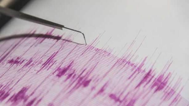 Fethiye'de 4 büyüklüğünde deprem