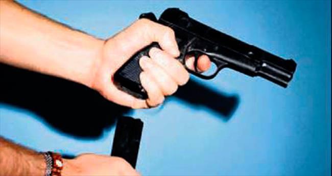 İşadamına silahlı saldırı