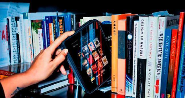 Yeni nesil, kütüphaneyi dijitalden tanıyacak
