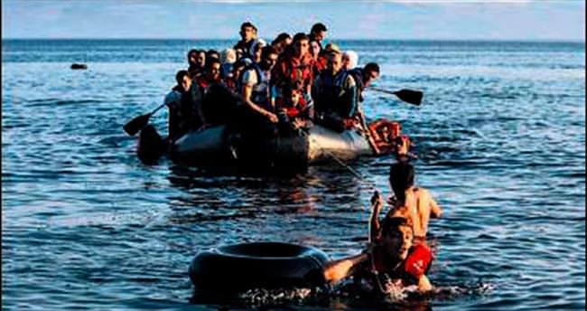 Yılda 1 milyar euroluk göç