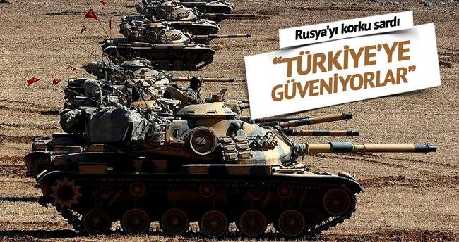 Rusya'yı Türkiye korkusu sardı
