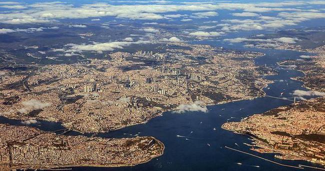 8 kentin nüfusu İstanbul'daki hemşehrilerinin gerisinde kaldı