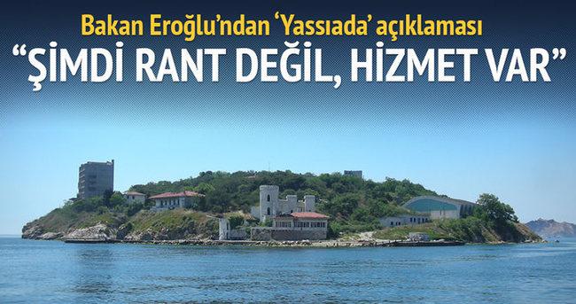 Bakan Eroğlu'dan 'Yassıada' açıklaması