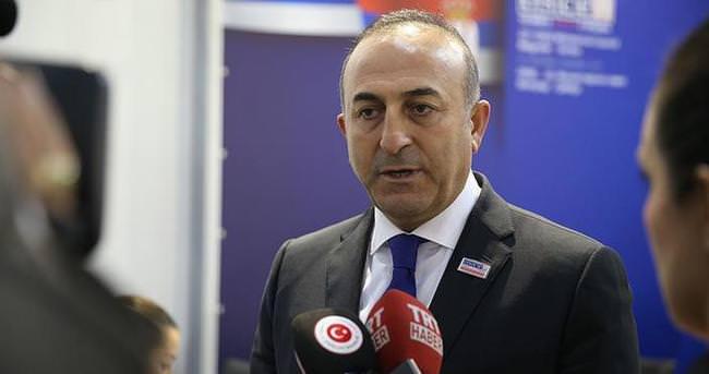 Çavuşoğlu: PKK sivilleri canlı kalkan olarak kullanıyor