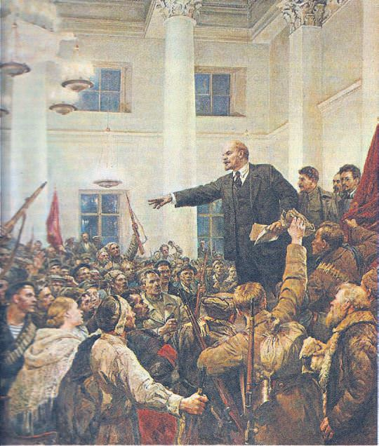 an introduction to the history of the bolshevik revolution in russia in 1917 Vladimir lenin was one of the leaders of the bolshevik revolution in 1917 after the revolution, he became the leader of russia and transformed it into a - 4260798.