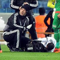 Beşiktaş'ta Rhodolfo sezonu kapattı