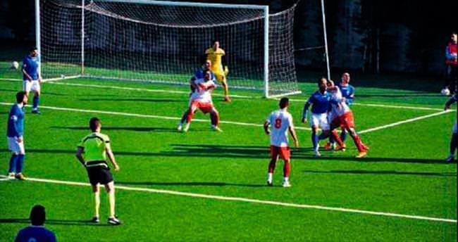 Yeni Altındağ Belediye'den gol sağanağı
