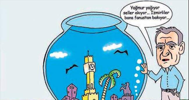 İzmir'in su baskınına 'fanuslu' çözüm