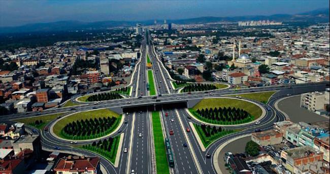 Bursa'nın yeni vitrini İstanbul caddesi