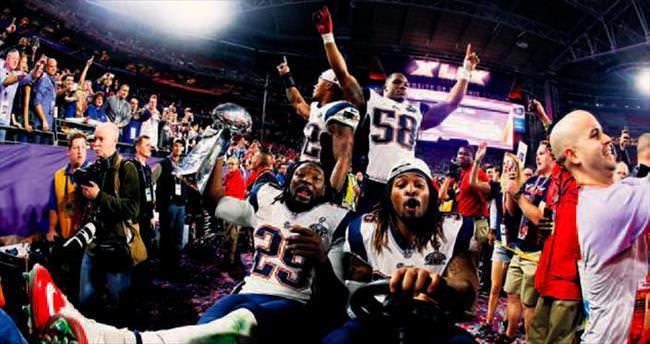 Super Bowl çılgınlığı