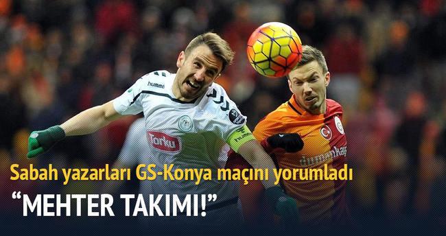 Yazarlar Galatasaray-Torku Konyaspor maçını yorumladı