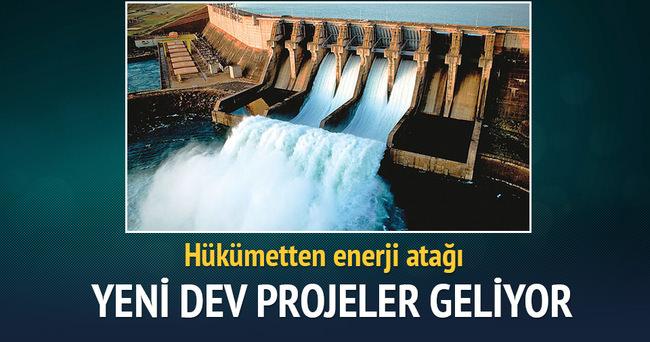 Hükümetten enerji atağı: Yerli 'HES' ve 'GES'ler yolda