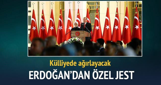 Erdoğan'dan sigarayı bırakanlara özel jest