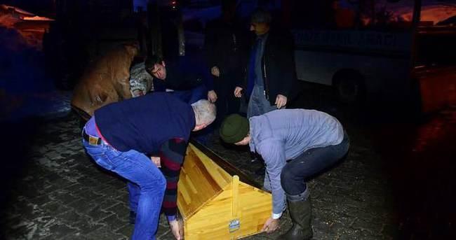 Kırklareli'de 2 iki erkek cesedi bulundu