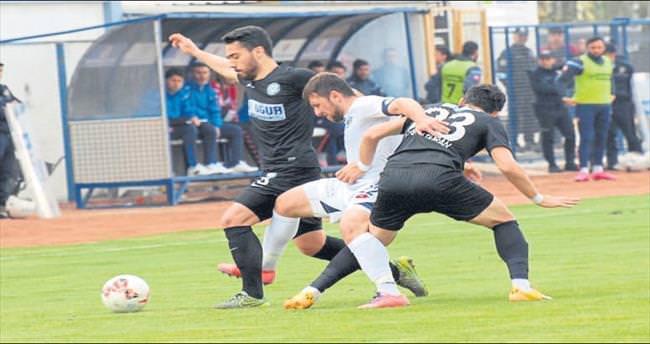Fethiyespor 3-0'la yıkıldı
