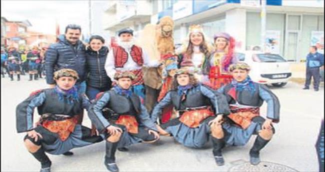 Menderes'te Yörük kültürü yaşatılıyor