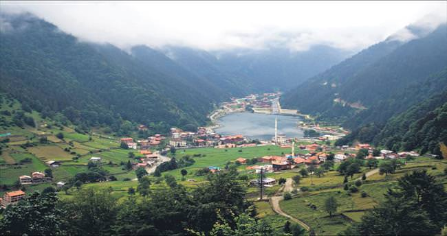 Karadeniz'e özel turizm paketi