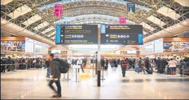 Sabiha Gökçen en hızlı büyüyen havalimanı