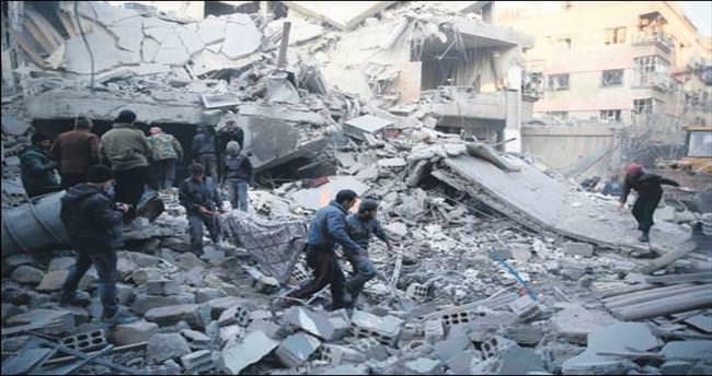 Muhalifler Doğu Guta'da 50 Esad askerini öldürdü