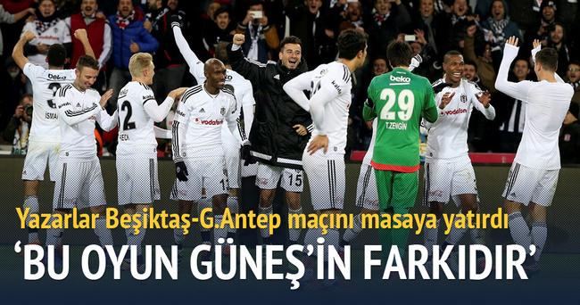 Yazarlar Beşiktaş-Gaziantepspor maçını yorumladı