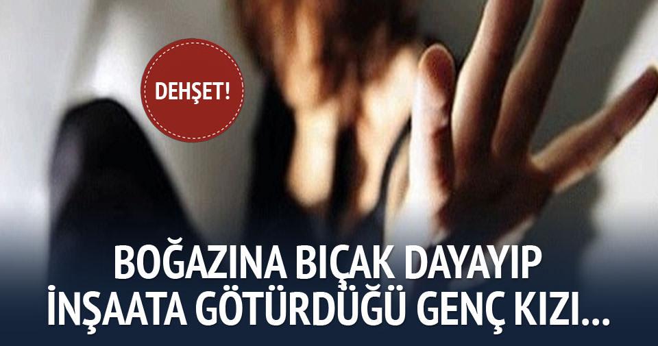 Tekirdağ'da taciz ve gasp iddiası
