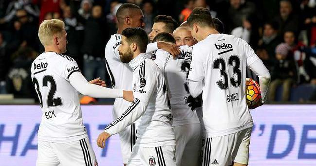 Beşiktaş'tan şampiyonluk performansı