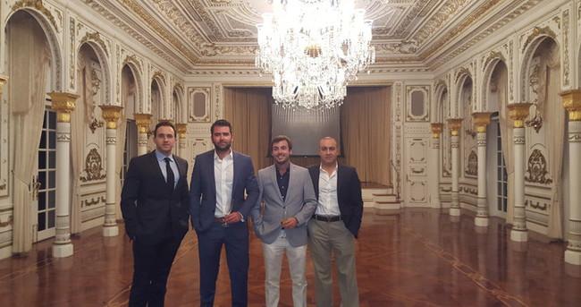 Türk iş adamları Beyaz Saray davetinde