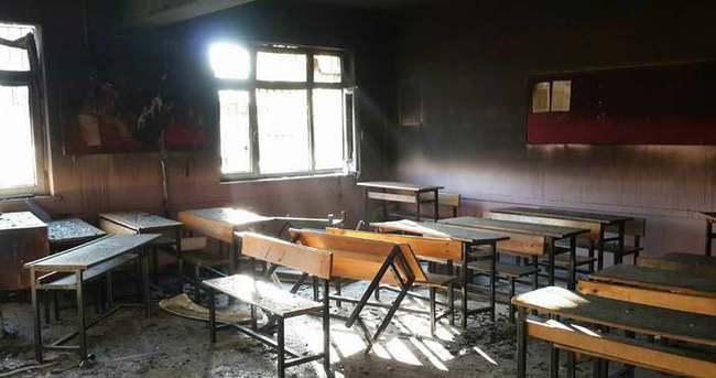 Terör saldırıları 111 okulda eğitimi kesintiye uğrattı