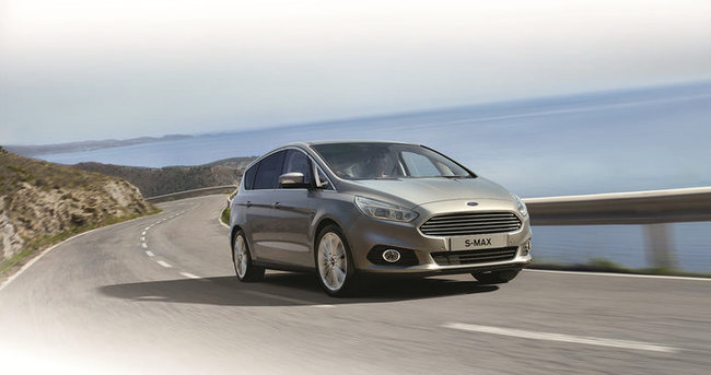 Ford S-MAX ve Galaxy Türkiye'de