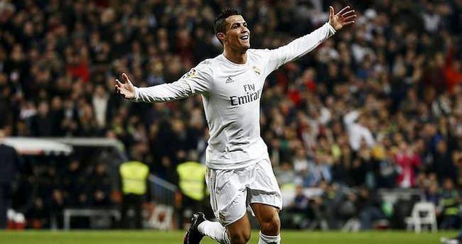 Ronaldo'ya, La Liga gol kralı ödülü