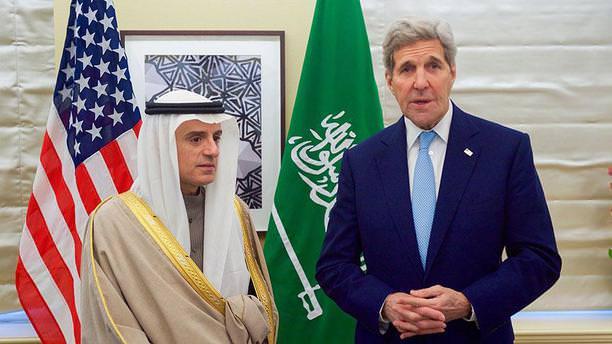 Kerry, el-Cubeyr ile Suriye müzakerelerini görüştü