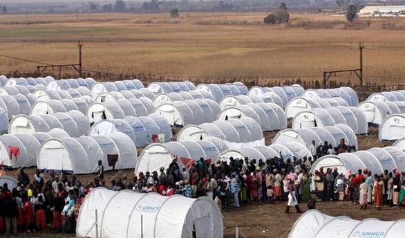 Sığınmacı kampına saldırıya hazırlanan 14 kişi yakalandı!