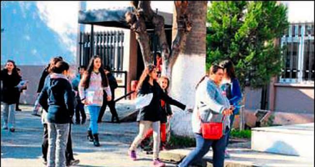 Yarı yıl tatili sona erdi, okullar açıldı