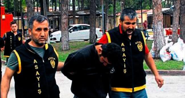 Gaspçılar tutuklandı